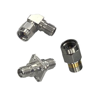 2.92mm(K)コネクター3種類をラインナップしました